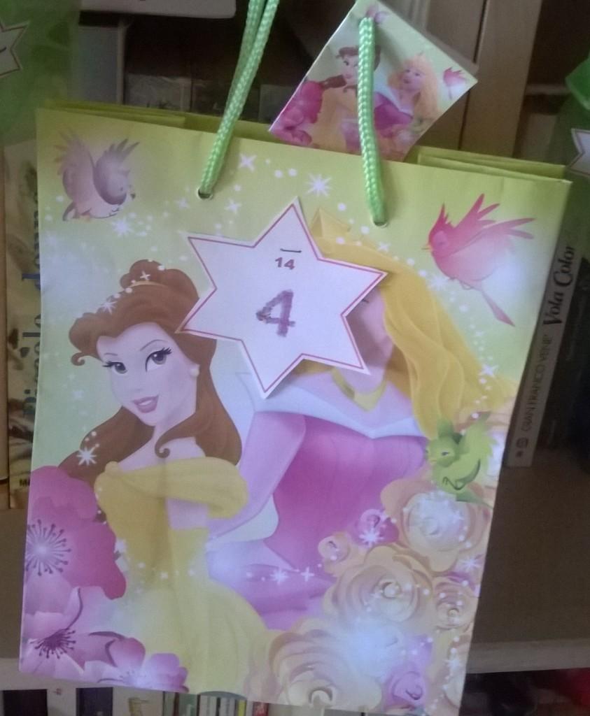 sacchetto speciale di compleanno