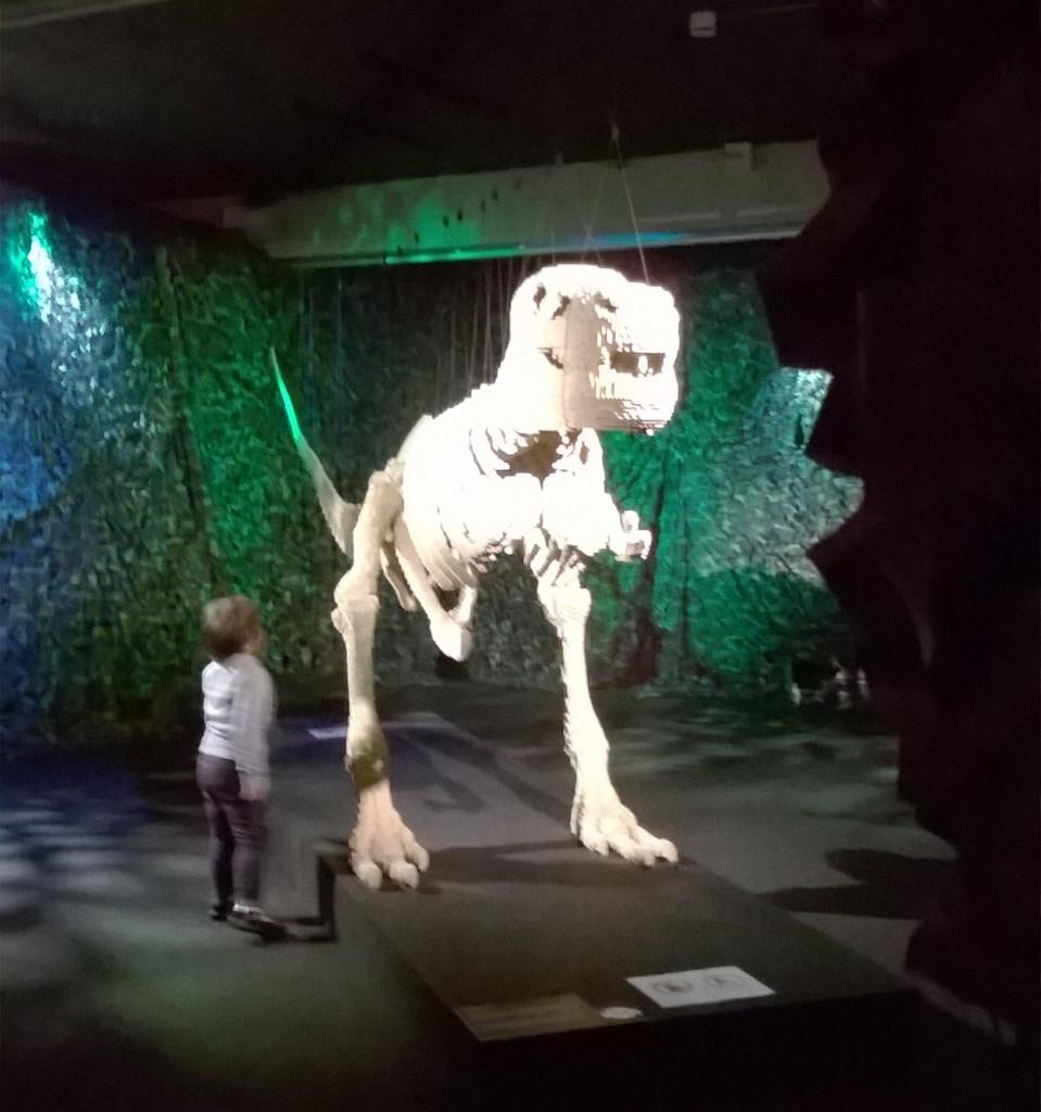 Tyrannosauro Rex