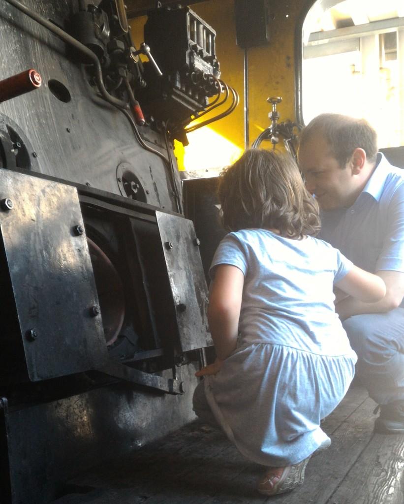 Sulla locomotiva