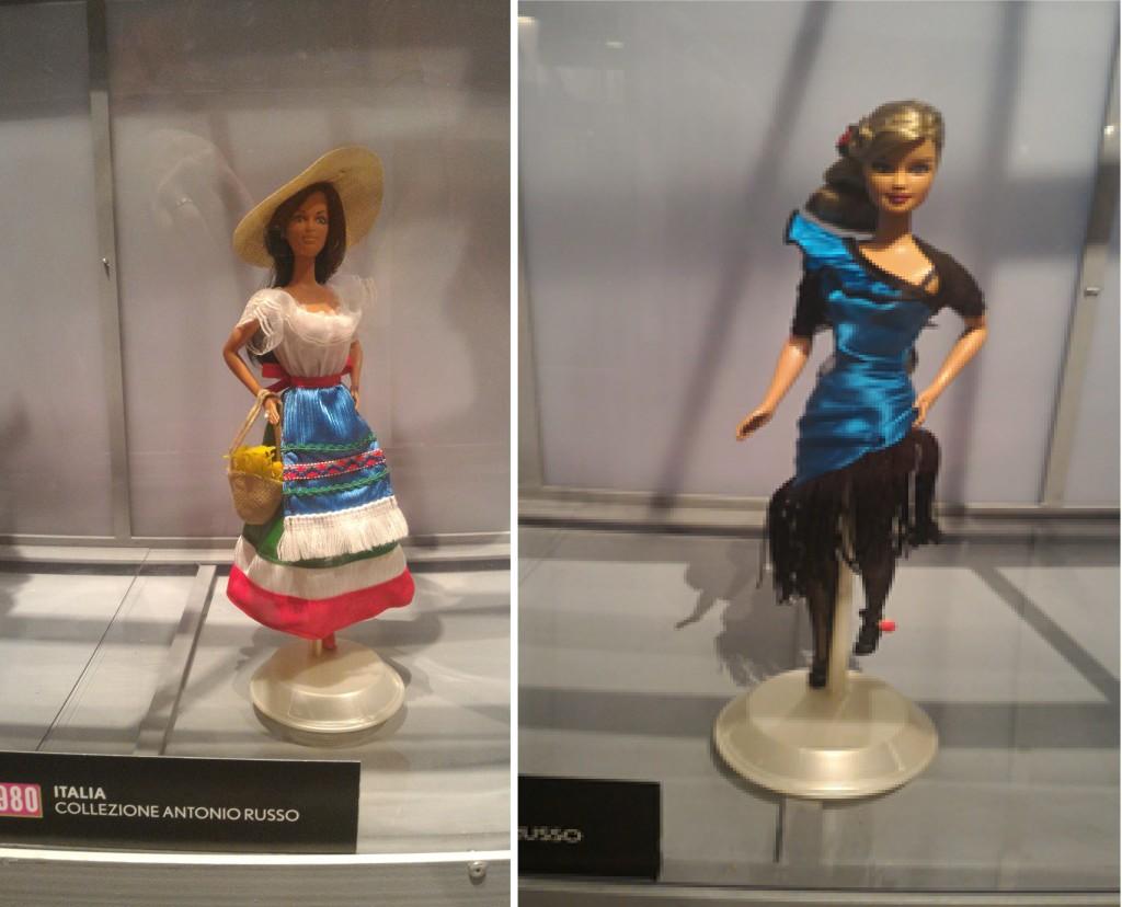 la mostra di Barbie