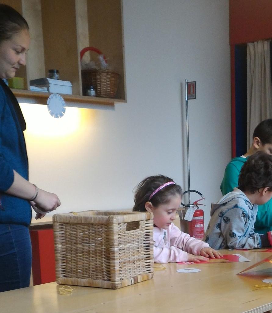 costruendo un cartone