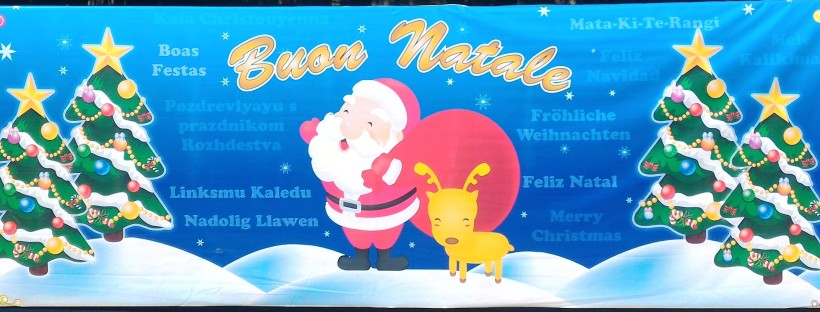 Babbo Natale a Lunghezza