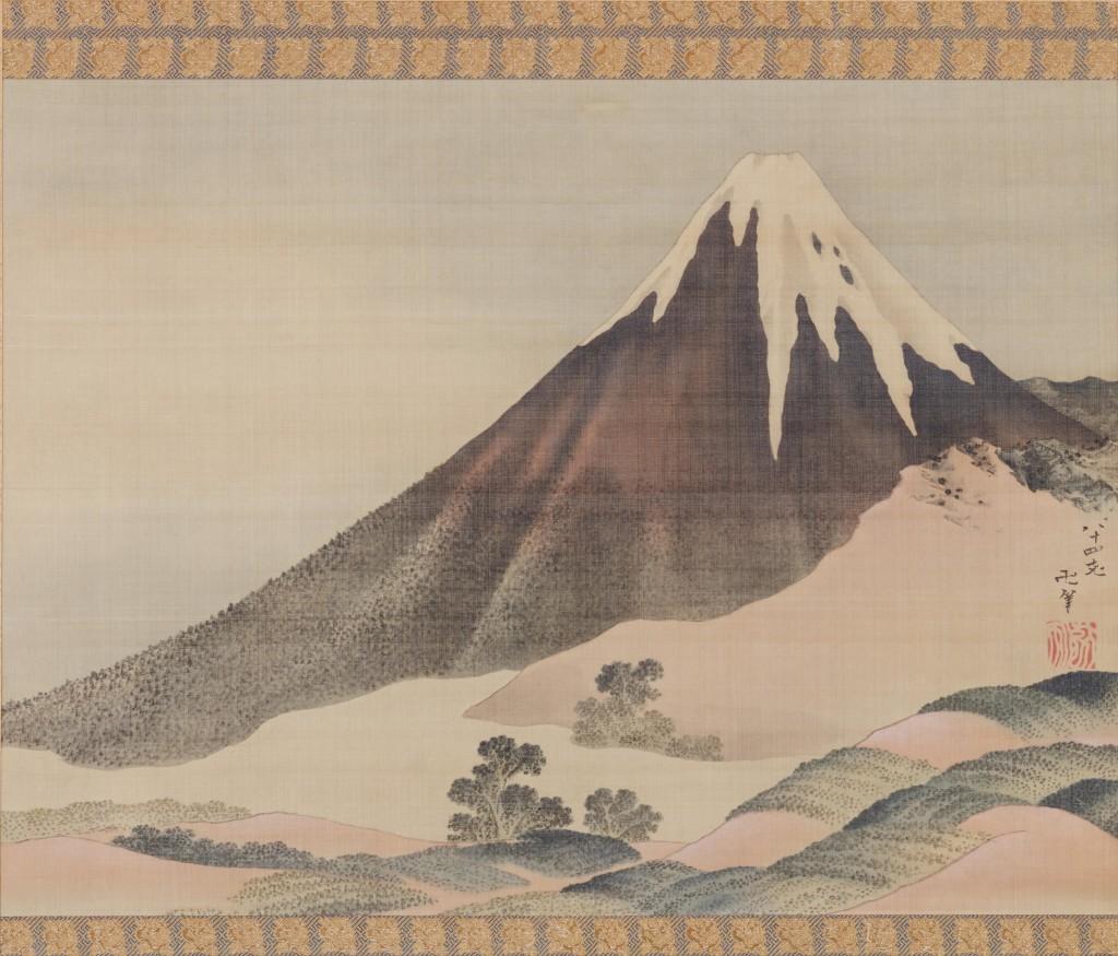Hokusai - monte Fuji