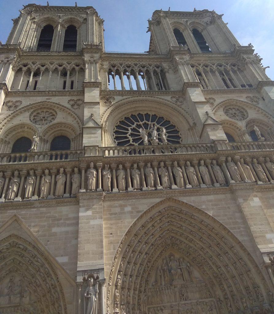 Parigi in un giorno - Notre Dame