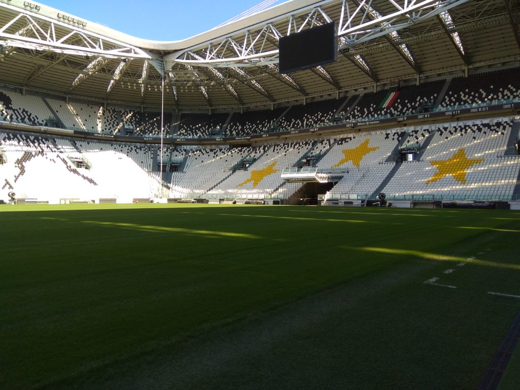 Torino coni bambini - Juventus Stadium