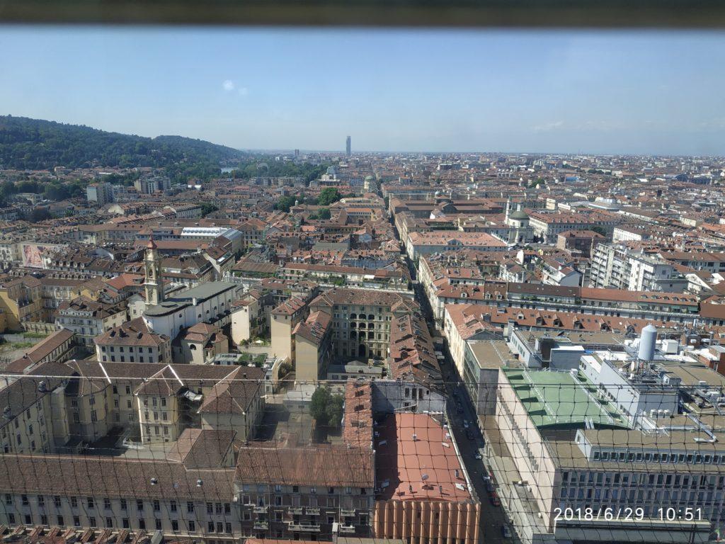 Torino con i bambini - La Mole