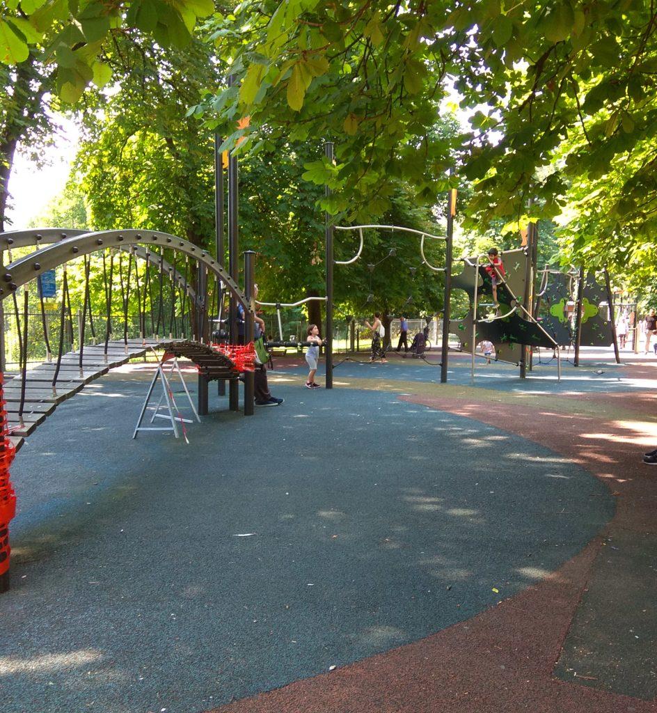 Torino con i bambini - Parco del Valentino