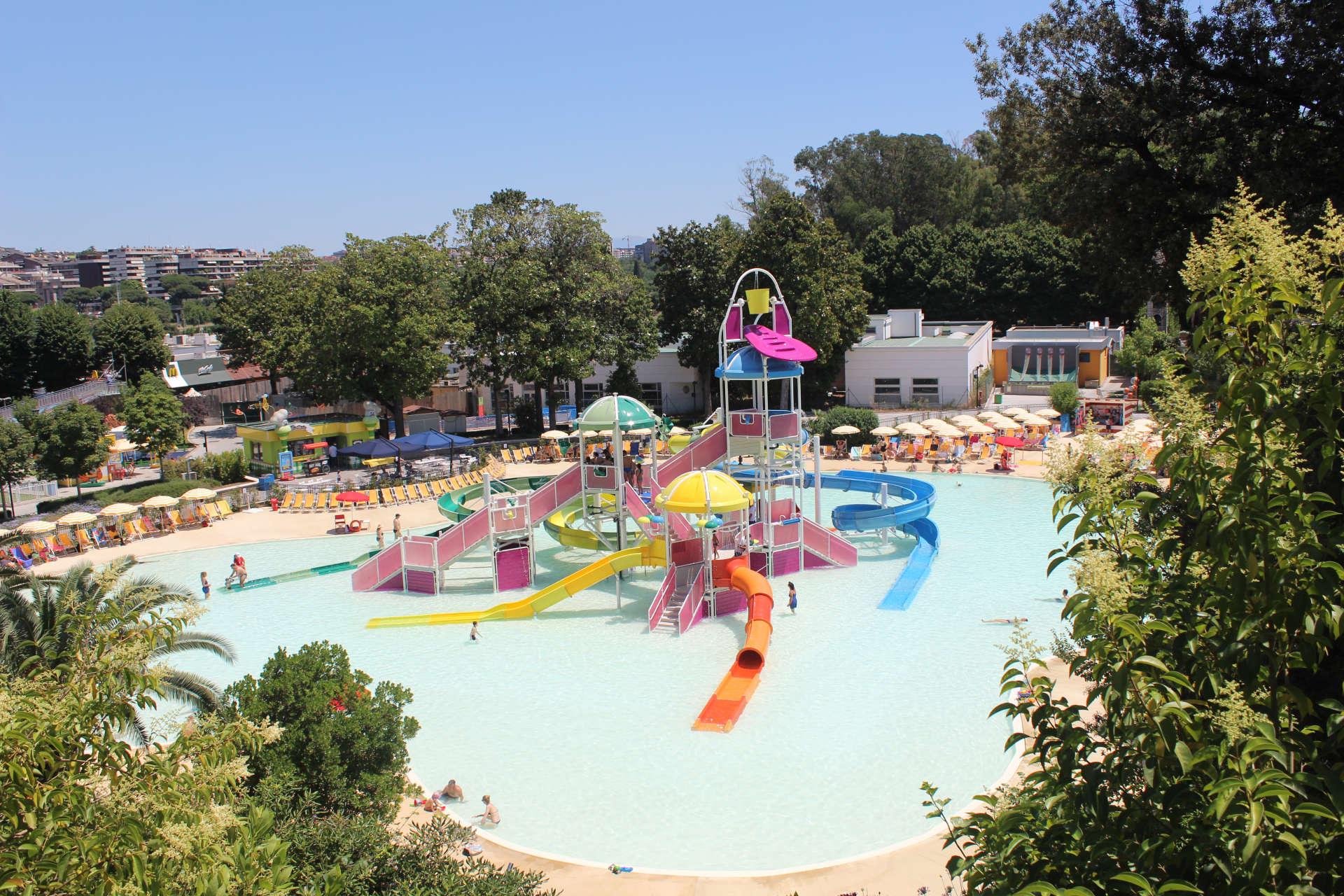 Splash Area Luneur Park