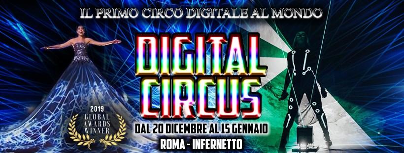 Digital Circus a Roma