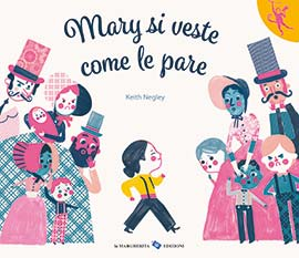 Libro Mary si veste come le pare